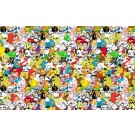 Sticker Bomb Comics (1,20 x 0,75 m)